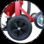 Две пары колес